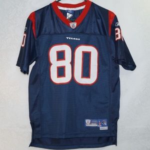 Houston Texans Youth Blue Jersey Size L (14-16)